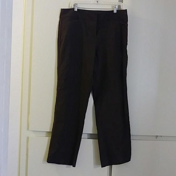 9a92fe85ce Apt. 9 Pants | Brown Slacks Size 16 Never Worn | Poshmark